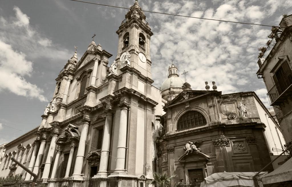Cosa visitare, dove mangiare e dove rilassarsi a Palermo.